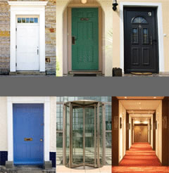 Irving Apartment Doors